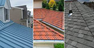 roofing types choose